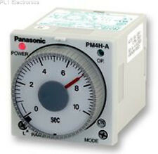 PANASONIC EW - PM4HA-HAC240VS - TIMER, MULTIFUNCTION, SCREW, 240VAC