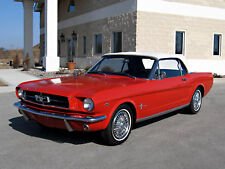 """1964 - 1966 Ford Mustang Convertible Top Only Vinyl """"Acme """""""