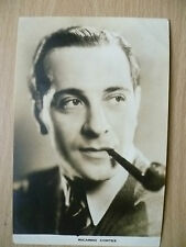 Film Actors Postcard- RICARDO CORTEZ ''Film Weekly, London''