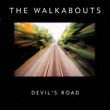 The Walkabouts - Devil's Road GLITTERHOUSE - VIRGIN RECORDS CD 1996