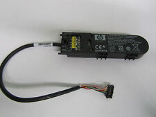 Genuine HP P400 Smart Array Raid 398648-001 4.8V NI-MH Battery 381573-001 +CABLE
