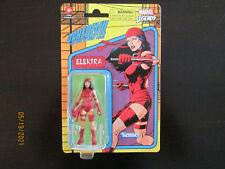 Kenner Hasbro Marvel Legends Elektra Retro Brand NEW MOC NICE!