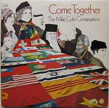 MIKE CURB CONGREGATION Come Together 1970 US Promo LP BEATLES Soft Rock ELVIS