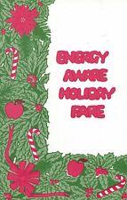 Texas Electric Service ENERGY AWARE HOLIDAY FARE Cookbook