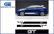1 Paar FORD GT Model2 - Auto Seiten Aufkleber - Sticker - Decal - Car !<>!