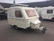2003 Freedom Microlite Discovery LE - 2 Berth Micro Touring Caravan in White