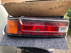 Mitsubishi Galant 1985/86 Left rear light Stanley 043-7128L New Old Stock