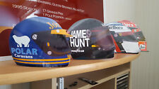James Hunt F1 1976 Helmet Print Display Piece - Scuderia GP