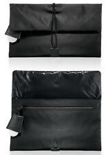 MAC Mariza 3 Envelope Makeup Bag Dark Grey