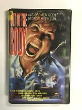 Out Of The Body Ex-Rental Vintage Big Box VHS Tape English dutch subs Horror