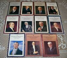 11 Book Lot Teachings of Presidents of The Church Mormon LDS Latter Day Saints