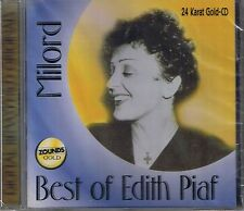 Piaf, Edith Milord Best of Zounds Gold CD NEU OVP Seale