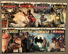 BRUCE WAYNE THE ROAD HOME Lot Of 8 One-shots COMPLETE 2010 DC BATMAN Batgirl NM