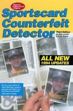 Sportscard Counterfeit Detector/All New 1994 Updates (Sports Collectors Digest),