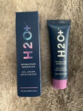 H2O+ Hydration Senstive Gel Cream Moisturizer .34oz / 10ml New in Box