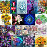5D DIY Full Drill Diamond Painting Lily Flower Cross Stitch Embroidery Kit Decor