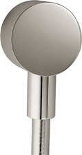 Hansgrohe Wall Outlet 27454831, Polished Nickel, New in Box
