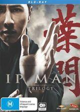 Ip Man Trilogy (Blu-ray, 2016, 5-Disc Set)