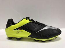 Diadora Mens Soccer Cleats Black/Yellow 9 M