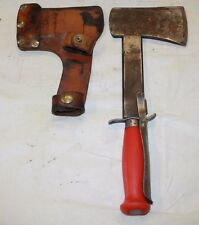 RARE FROSTS MORA HATCHET KNIFE COMPASS COMBINATION SWEDEN FREE SHIPPING