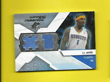 D8493  J.R. SMITH 2008/09 WINNING MATERIALS NUGGETS JERSEY CARD