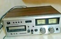 Vintage Panasonic Rs 808 8 Track Stereo Deck - Bought 3 months ago, new belts