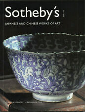 SOTHEBY'S / JAPANESE AND CHINESE WORKS OF ART  / LONDON 19 FEBRUARY , 2003