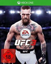 UFC 3 (Microsoft Xbox One, 2018)