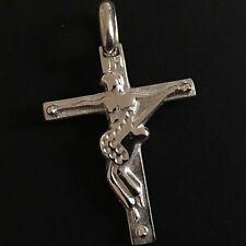 pendentif croix johnny hallyday en vente bijoux montres ebay. Black Bedroom Furniture Sets. Home Design Ideas