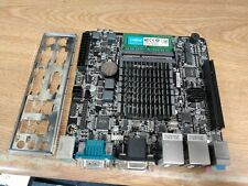 GIGABYTE GA-J1900N-D3V MINI ITX COMPUTER MOTHERBOARD W/ I/O SHIELD 2GB Mem