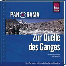 Panorama-Bildband: Zur Quelle des Ganges. Reise durch den indischen Himalaya