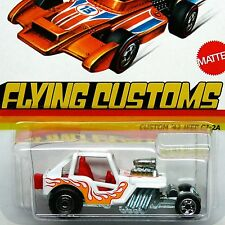 '42 Jeep CJ-2A Hot Wheels FLYING CUSTOMS New Release NEW in Blister Pack!