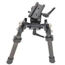"6/""-9/"" Bípode Rifle de Caza Ajustable Altura Largo Spring Bipod Hunting YB"