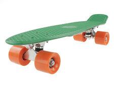 Retro Penny Board Vivo Green / Orange Pennyboard Skateboarding