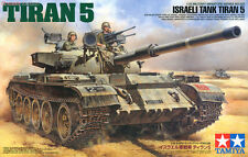 Tamiya 1/35 Israel Tank Tiran 5 Military Model Kit #35328