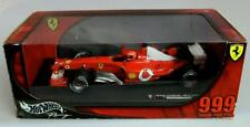 Hot Wheels Limited Edition C5938 1/18 Michael Schumacher 999 Grand Prix Pts.