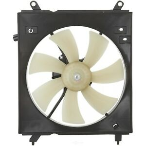 Engine Cooling Fan Assembly Right Spectra fits 99-01 Toyota Camry 2.2L-L4