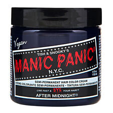 Manic Panic Classic Hair Dye Color - After Midnight Vegan 118ml Manic-Panic