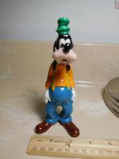 "Vintage Walt Disney Productions ""Goofy"" Figurine Japan 5-1/2"" 70s?"