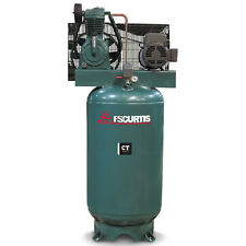 FS-Curtis CT5 5-HP 80-Gallon Two-Stage Air Compressor (230V 1-Phase)