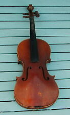 Old c1890 VIOLIN - JEROME THIBOUVILLE-LAMY (JTL) COPY OF STRADIVARIUS 4/4 A/F