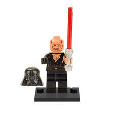 Star Wars Minifigure Starwars Custom Anakin Skywalker Darth Vader fits lego