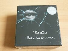 8 CD's, Boxset von Phil Collins, Take A Look At Me Now..., Limited Edition