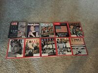 Collectors Magazines - Lot of 10 Issues from 1993, 1996, 1997, 1998, 1999, 2000