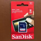 NEW SanDisk 8gb SD Card SDHC SDXC Memory Card Class 4 8 GB Digital Cameras