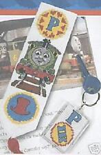 Cross Stitch Kit - 14 Count - DMC - Thomas The Tank Engine 'Percy' Bookmark
