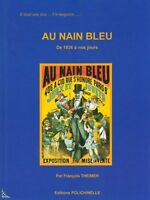 The Nain Bleu, from 1836 to nowadays, Toys catalogues