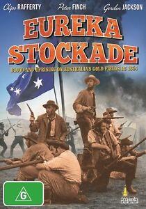 Eureka Stockade (DVD) NEW/SEALED