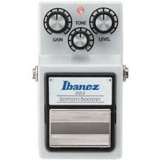 NEW IBANEZ BB9 CLEAN BOTTOM BOOST EFFECT GUITAR PEDAL 0$ US S&H!!!
