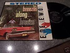 "Eddie Heywood ""Breezin Along With The Breeze"" Mercury Records #SR-60115 LP"